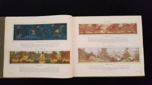 Various panoramic friezes from the Schmitz-Horning Co.